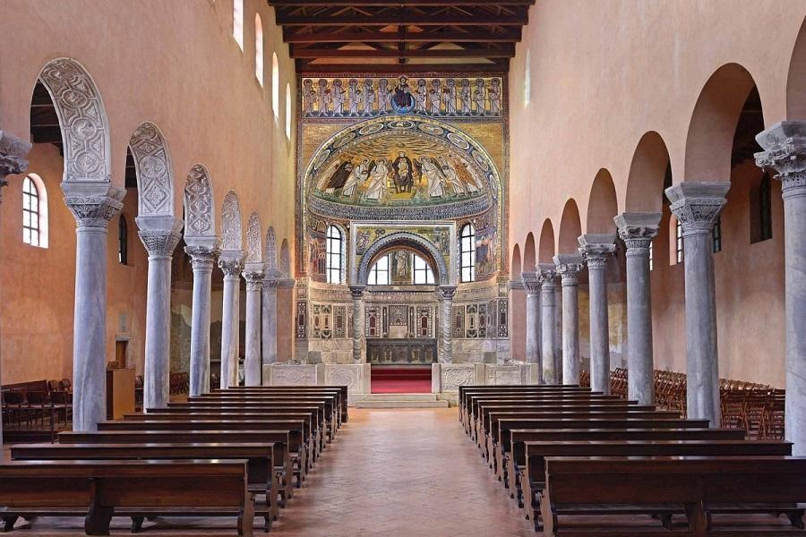 Poreč, Eufrazijeva bazilika