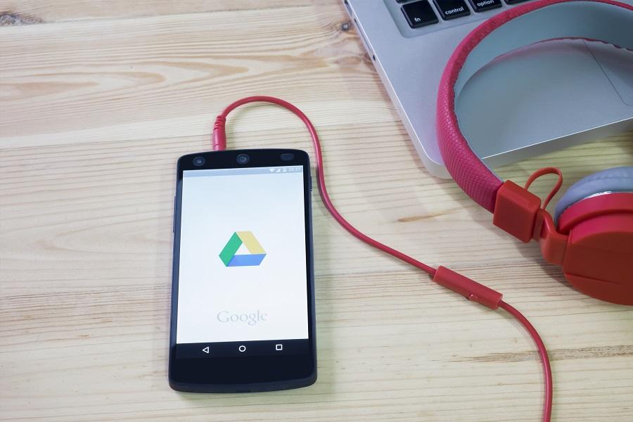 Google disk vodič