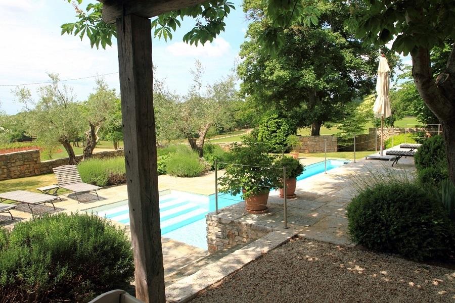 Zelena Točka, Poreč, mediteranski vrt, uređenje okućnica