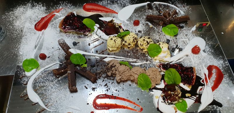 Gourmet food - Orlandin Vrsar