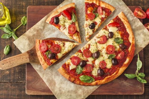 Pizza cut Labin