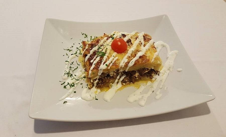Pompei & Angulus, Pula, lasagne