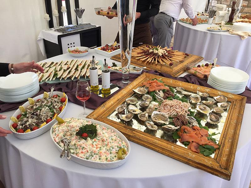 Priprema hrane za evente/događaje Novigrad, Istra