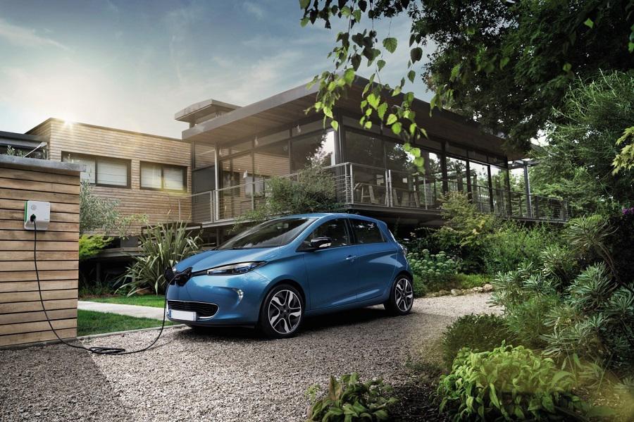 Renault Zoe, električni automobil, Auto centar Poreč
