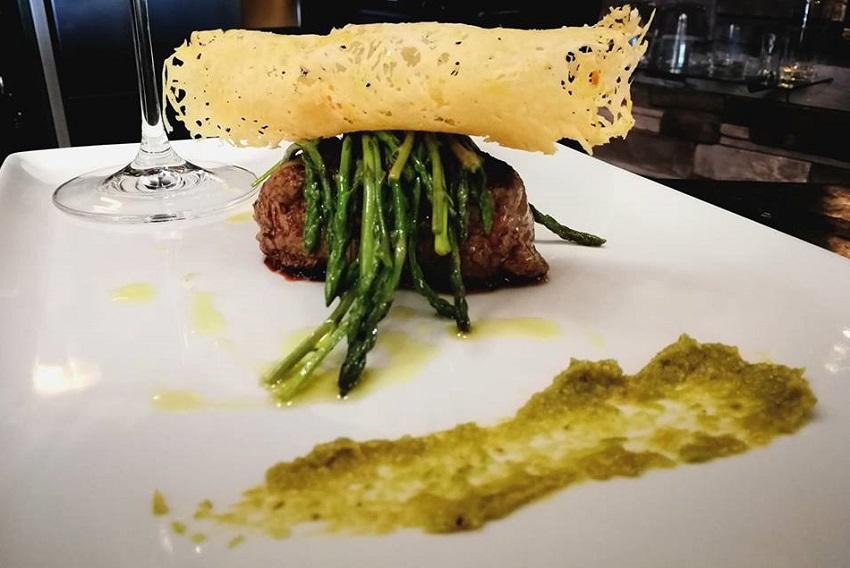restoran Farabuto, Pula, odležani biftek