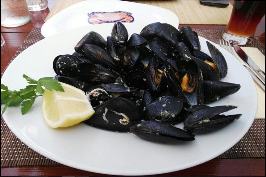 De Amicis, Rovinj, tradicionalna istarska jela