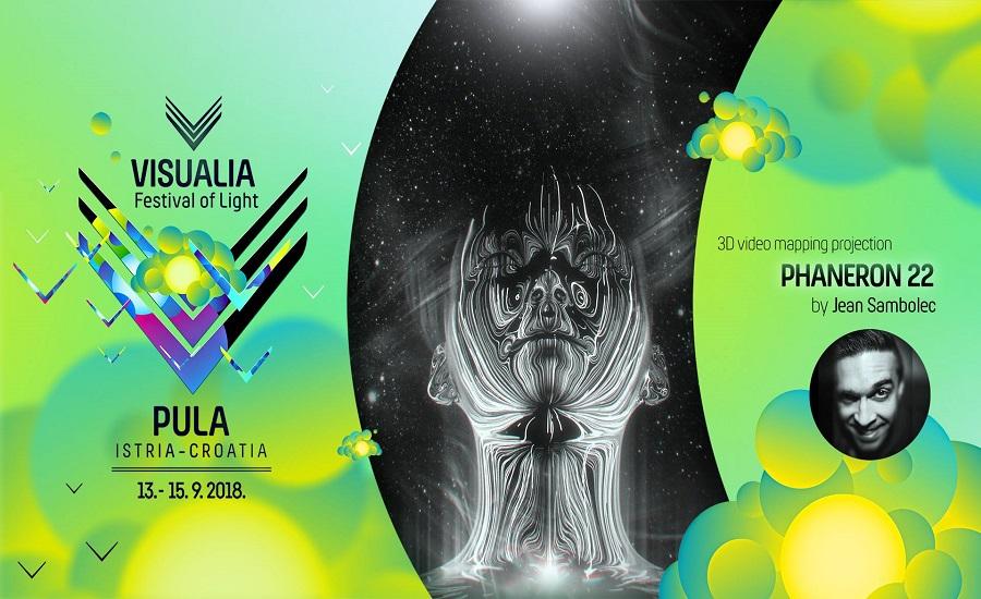 Visualia festival, Pula, 2018, Phaneron 22
