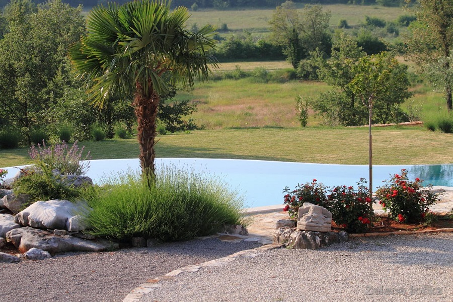 Zelena Točka, Poreč, vrtovi lakog održavanja