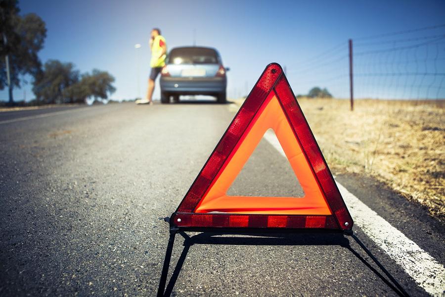 Vučna služba Žufić, Pula, sigurnosni trokut, pomoć na cesti