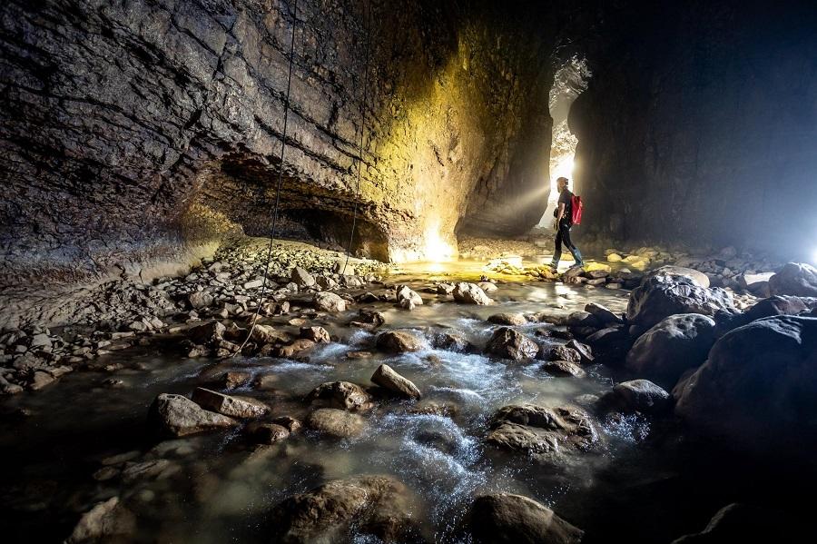 Speleoavantura Pazinska jama, aktivni odmor u Istri