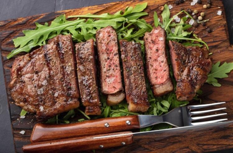 Biftek, najbolji restorani u Istri, beef steak, rump steak