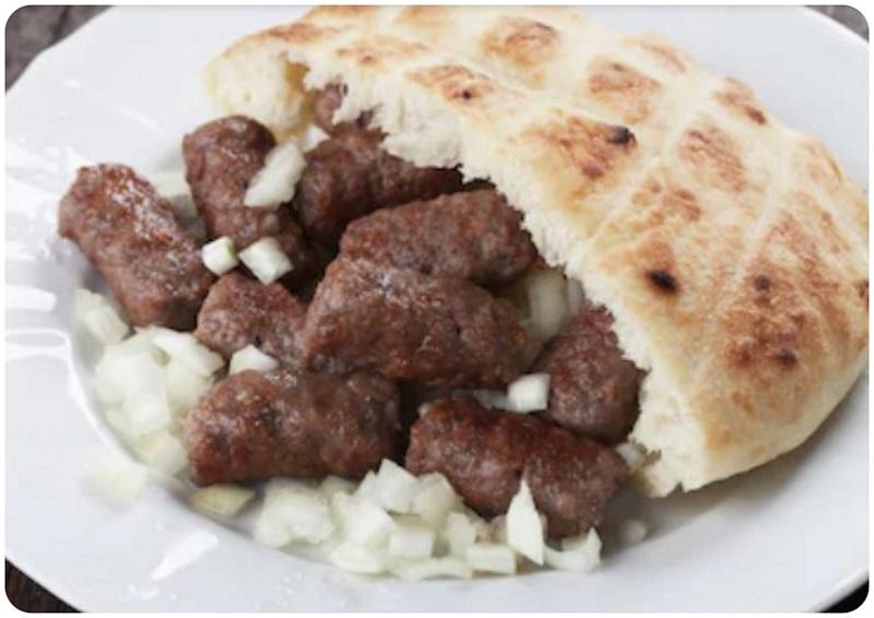 Ćevapčići i jela s roštilja, Pula