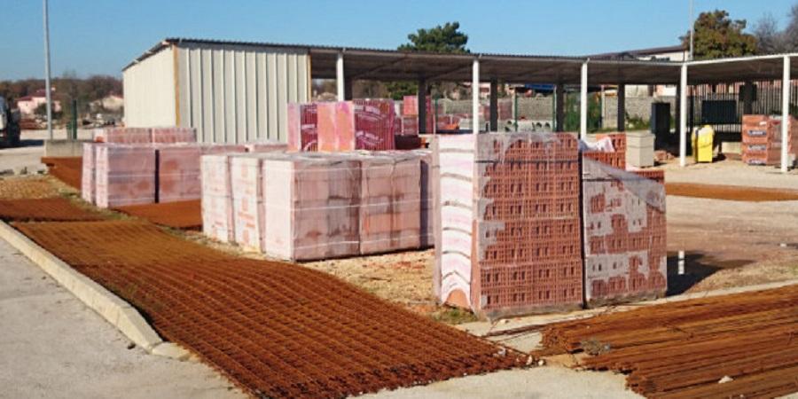Gdje kupiti građevinski materijal Labin