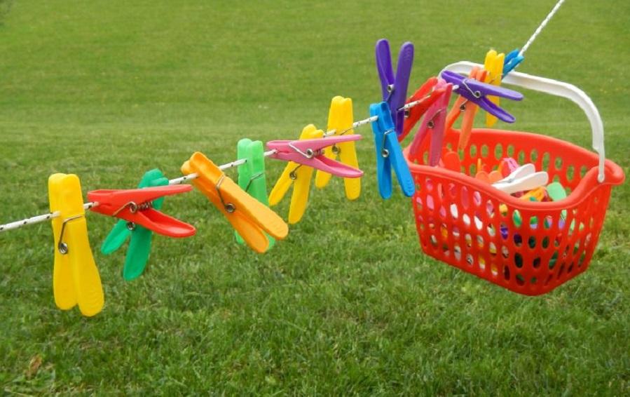 Štipaljke za rublje, Istra, proizvodi od plastike