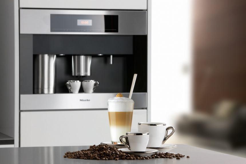 Miele, kuhinjski uređaji, aparat za kuhanje kave