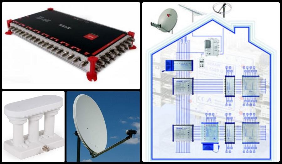 Montaža, popravak i servis satelitskih antena, Pula