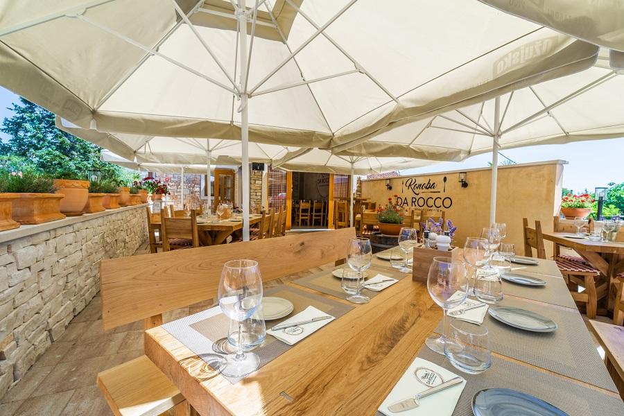 Najbolji restorani u Istri