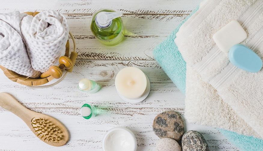 Opremanje apartmana, kozmetički proizvodi, sapuni, šamponi, web shop, Umag