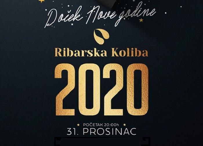 Doček Nove godine 2020. Istra