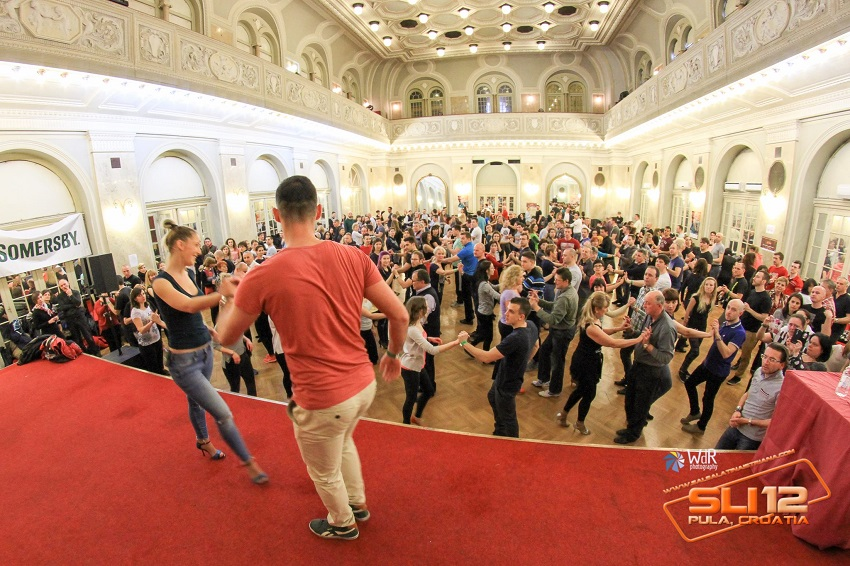Salsa Latina Istriana, Pula, plesne radionice