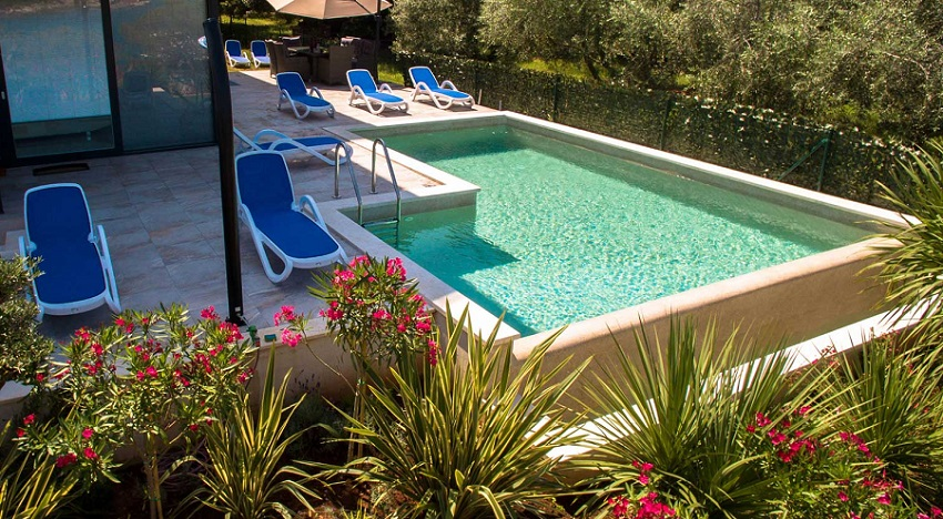 Servis i održavanje bazena, Pula