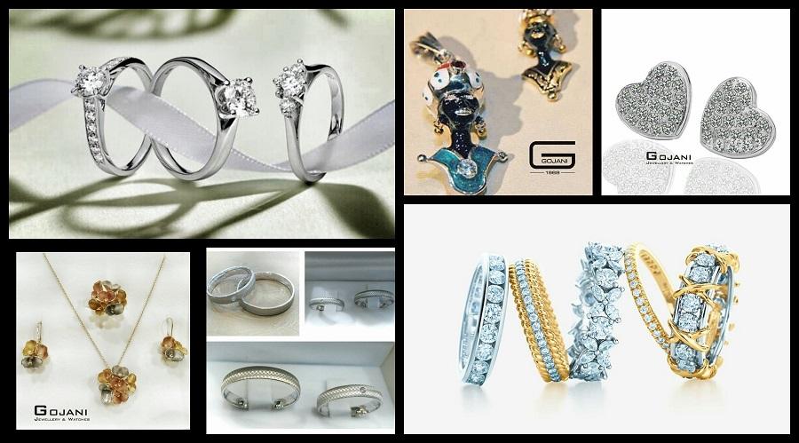 Unikatni nakit, Rovinj, zlato i srebro
