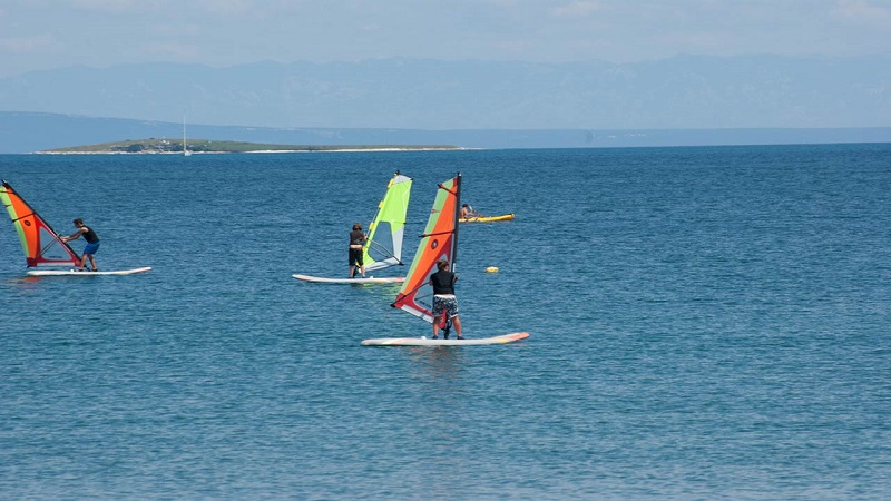 Windsurfing center, Premantura