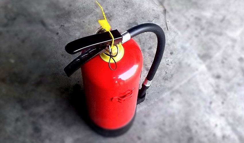Zaštita od požara, Pazin