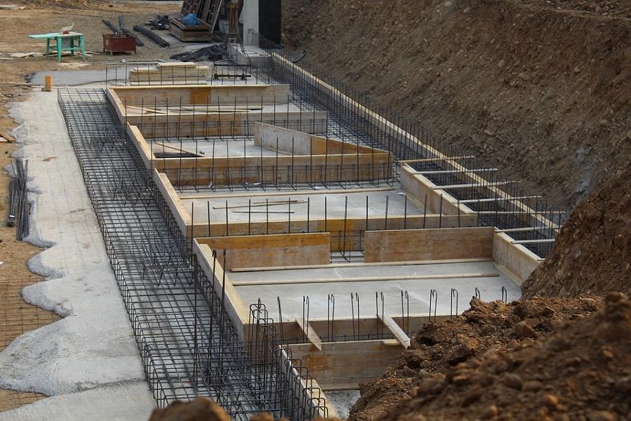 Kako betonirati temelje zimi