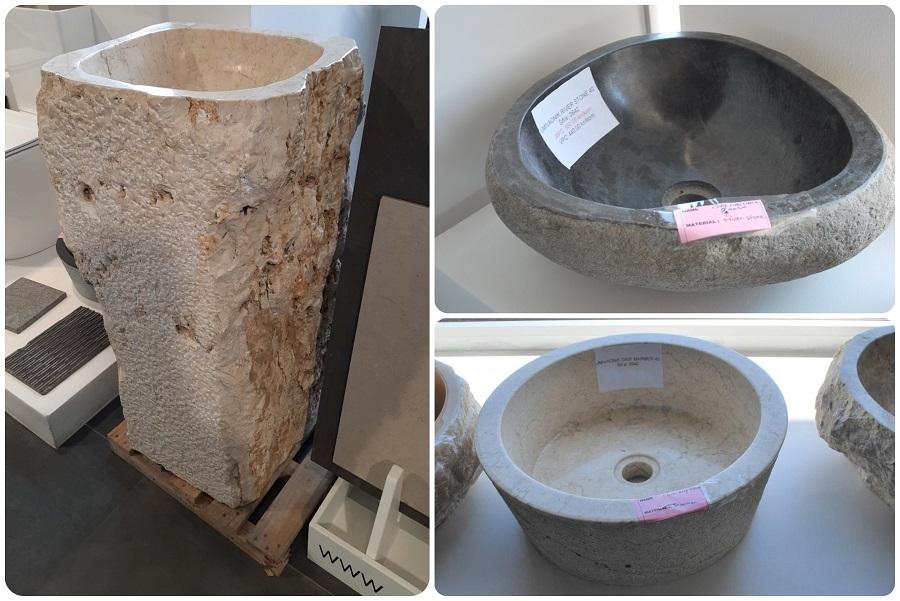 Mramorni umivaonici Poreč, uređenje kupaonice