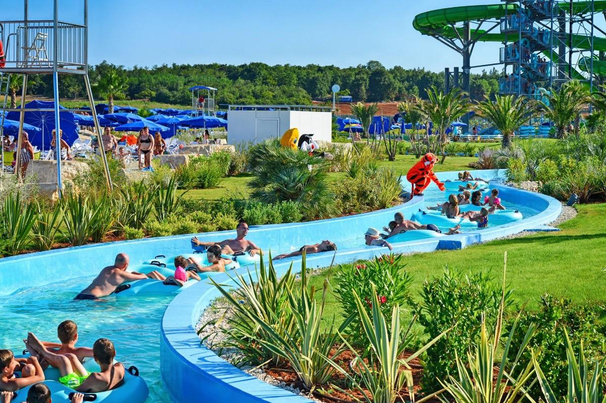 Vodeni park Porec Istra