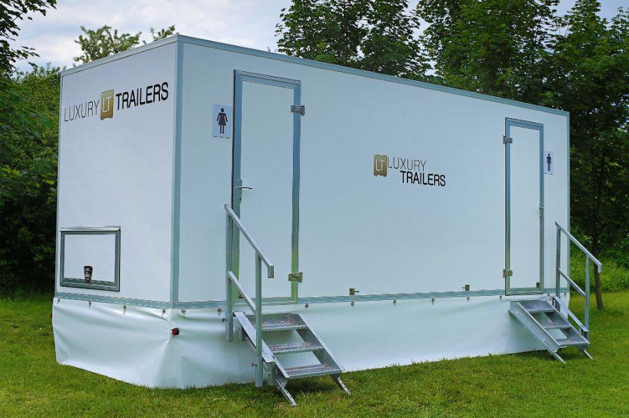 Mobilni WC za vjenčanja i evente