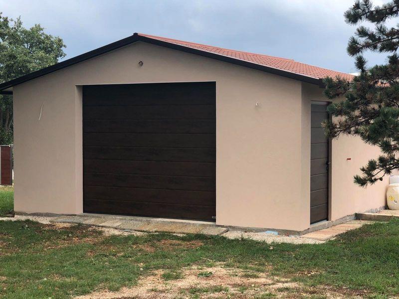 Garažna vrata Istra