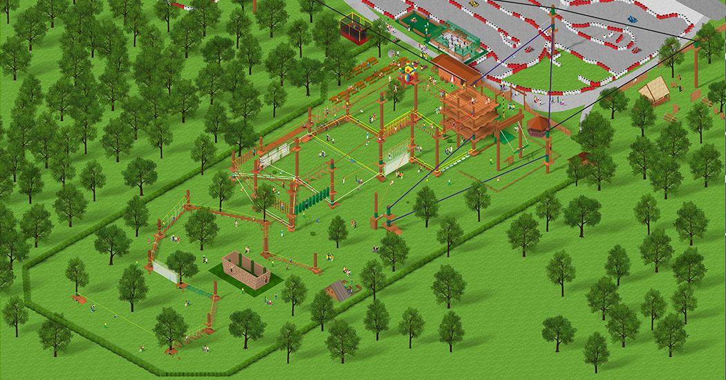 adrenalin park porec
