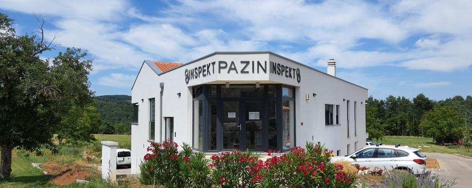 Zaštit ana radu Pazin, Istra