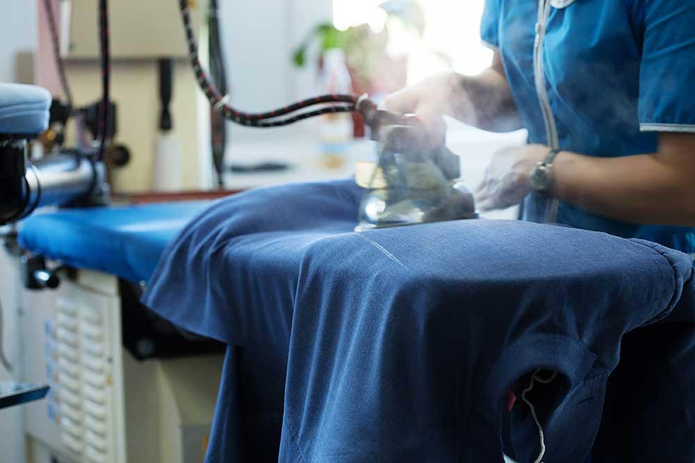 Oprema za kemijske čistionice i praonice rublja