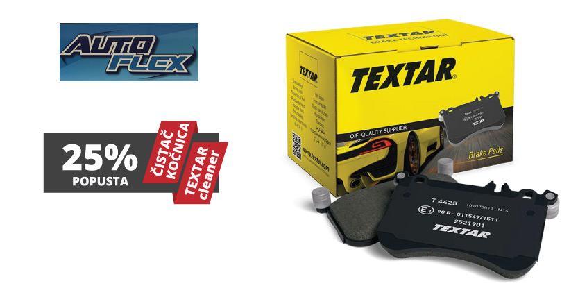Auto flex - textar cleaner 500ml 25% popusta - čistač kočnica