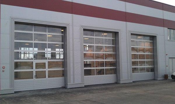 Izbor garažnih i protuprovalnih vrata: Posjetite Vrata Istre