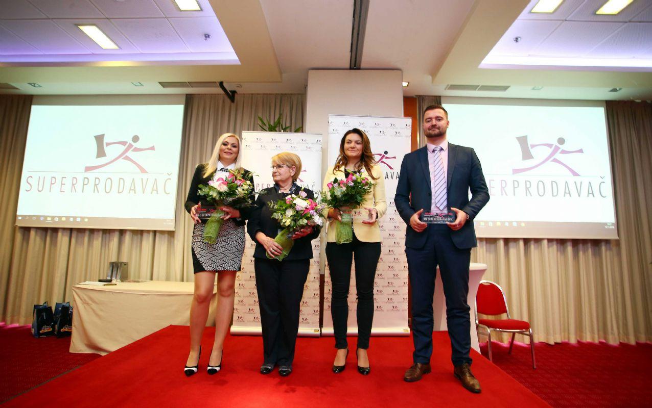 """Održana konferencija i dodijeljene nagrade """"B2B Superprodavač 2016. godine"""""""