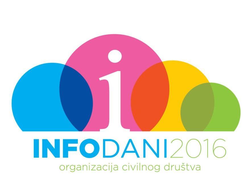 INFO DANI 2016 - organizacija civilnog društva