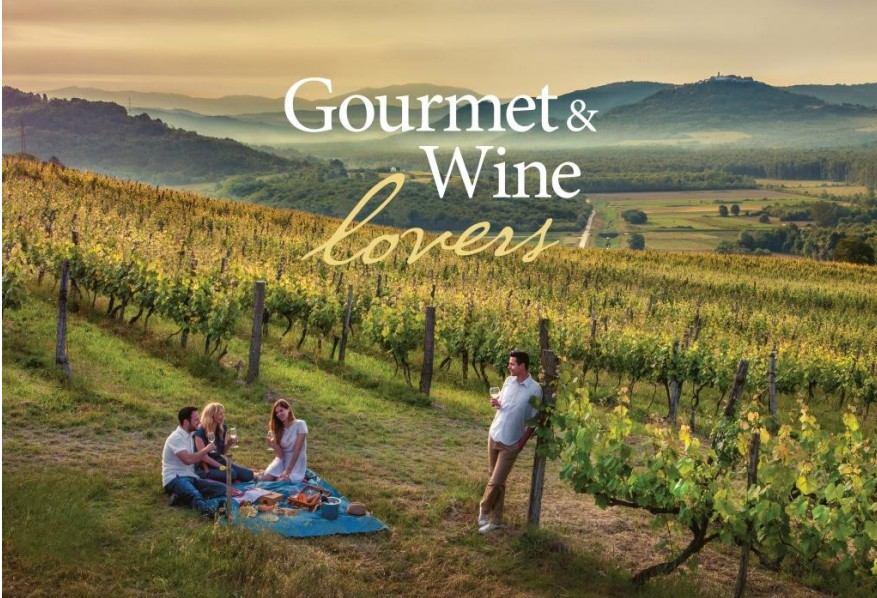 Gourmet & Wine Lovers – nova mobilna aplikacija TZ Istarske županije