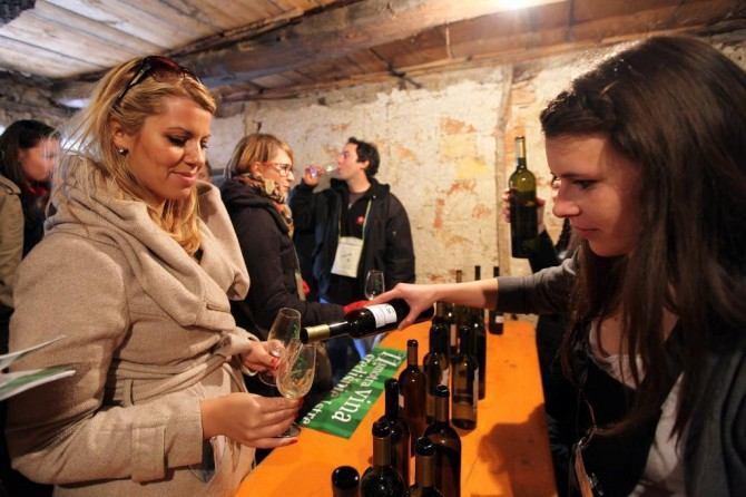 Smotra vina središnje Istre