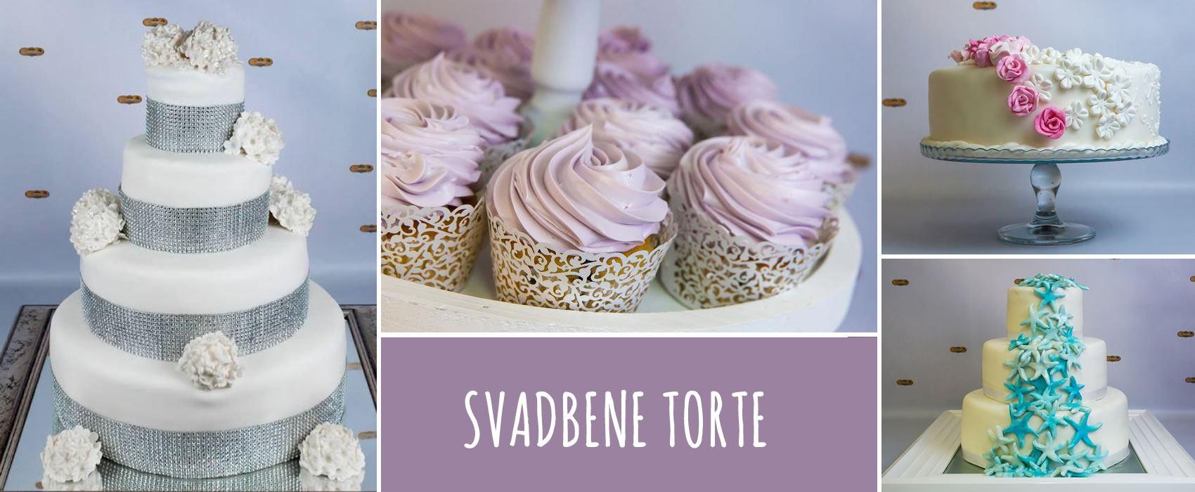 Izaberite svadbenu tortu iz snova u  Concettinu  (video)