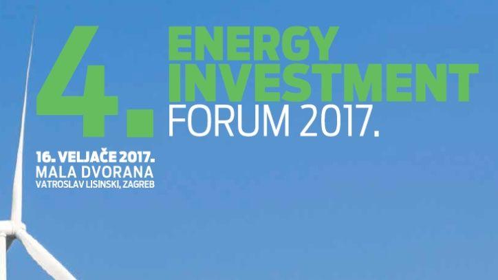 Konferencija Energy Investment Forum 2017