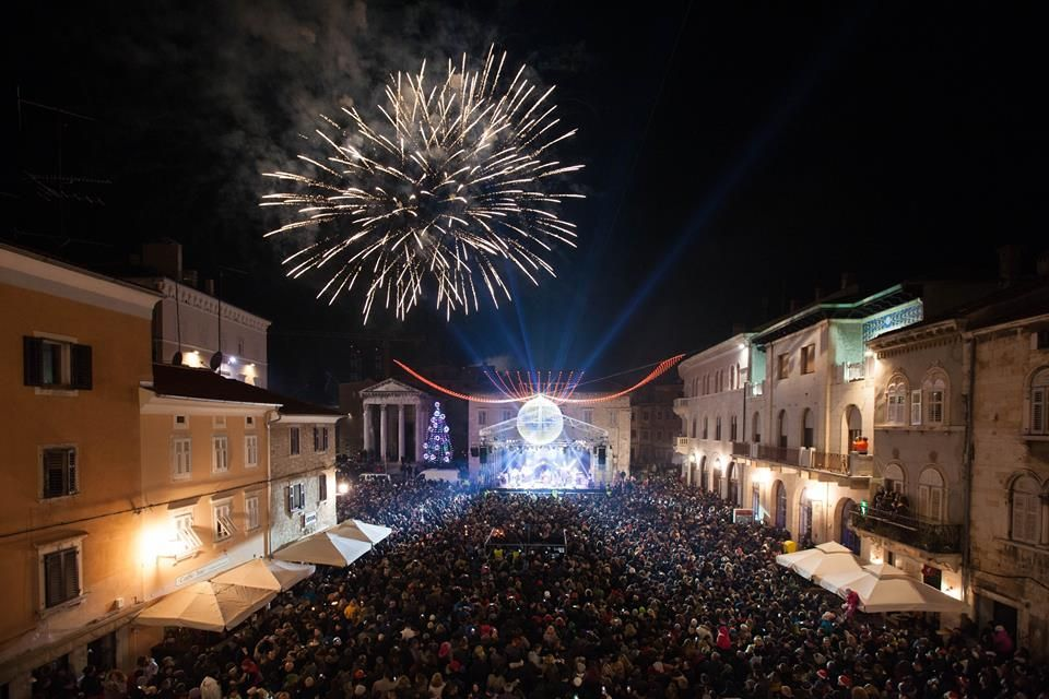 Nikad bogatiji  Prosinac u Puli  donosi 200 zabavnih programa na 50 različitih lokacija!