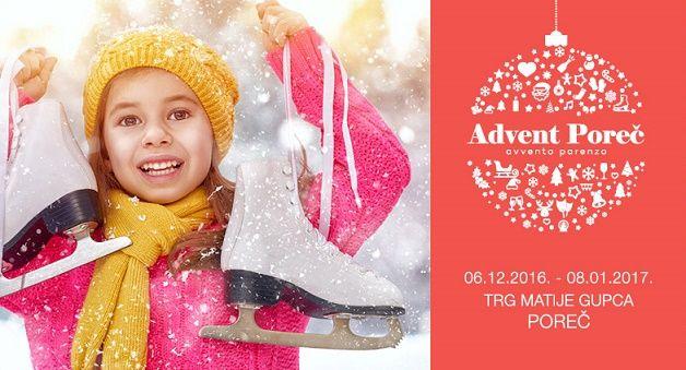 Poziv ugostiteljima i trgovcima za sudjelovanje na ovogodišnjem Adventu Poreč