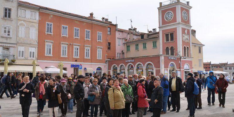 Mnogobrojni gosti u Istri za božićne i novogodišnje blagdane