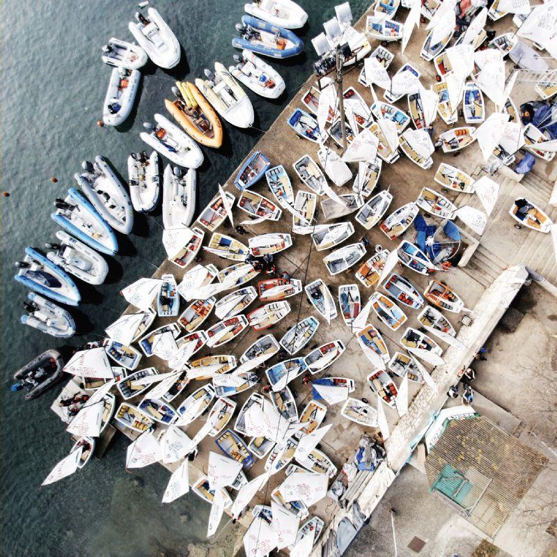 Najveća regata na Jadranu u malim klasama ovoga vikenda na pulskim Valsalinama