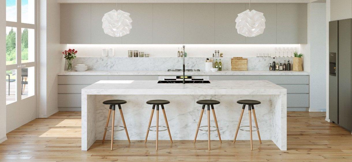 Namještaj po mjeri idealan je za male kuhinje i apartmane (video)