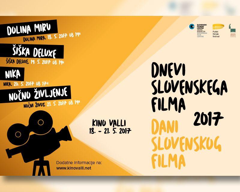 Dani slovenskog filma u Puli